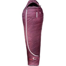 Grüezi-Bag Synpod Island 175 Sacos de dormir, berry